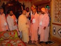 Srila Bhaktivedanta Narayana Gosvami Maharaj